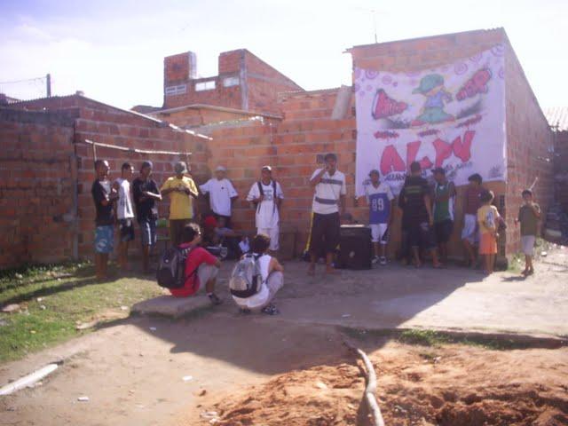 Radio Comunitária Manguezal na Comunidade de São Conrado em Sergipe.