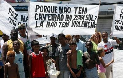 Vila Cruzeiro - Publicada originalmente no SitenPoemas e Conflitos