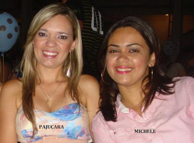 Michele Domingos da Silva, 29 anos e Isabela Jussara Frazão Monteiro, 27 anos
