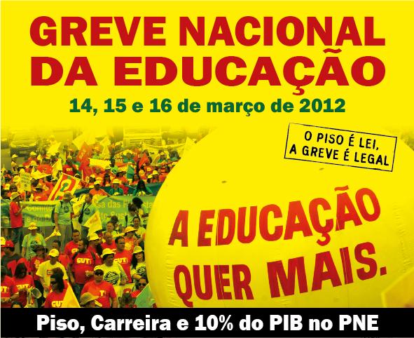 Greve Nacional da Educação