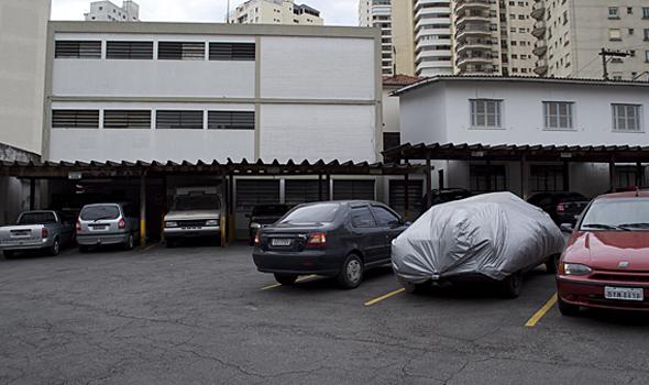 Ex sede da Operação Bandeirantes OBAN e em ato contínuo ex sede do Doi-CODI