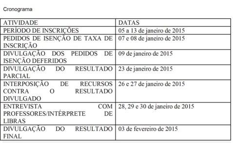 30-12 cronograma