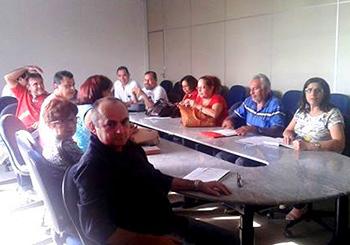 """Foto: SINTE/RN: """"Secretaria estadual de educação reconhece obrigação do governo de reajuste do piso em 13%"""""""