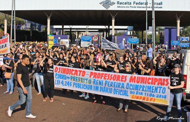 Foto de capa do Sinprefi - Sindicato dos Professores de Foz do Iguaçu, https://www.facebook.com/sinprefi.sindicatodosprofessoresmfi.9