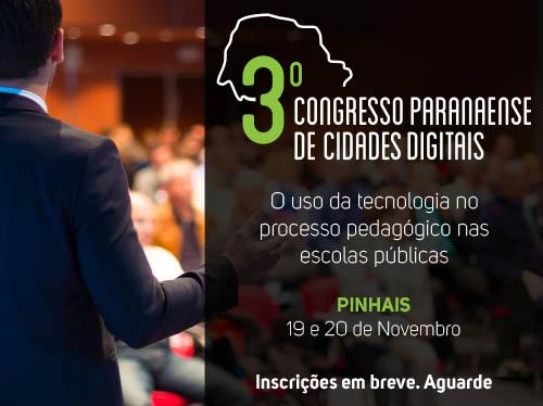 3° Congresso Em Breve